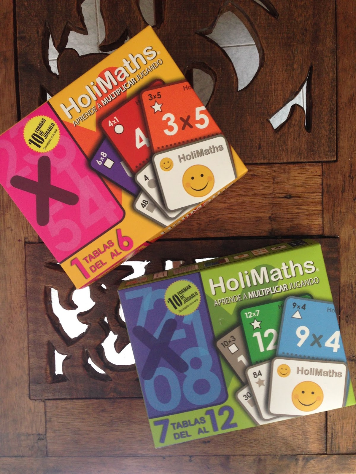 Grandes, medianos y pequeños: Un juego de cartas para divertirse ...