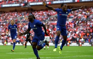Chelsea Include Moses, Six Players Of Nigerians In Premier League List