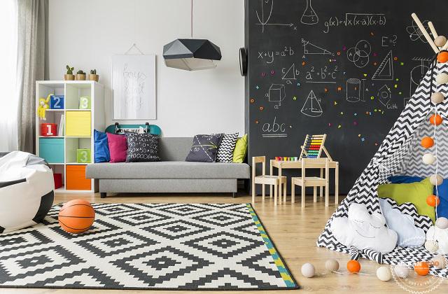Begini Cara Tepat Memilih Dekorasi Interior Ruang Belajar Anak