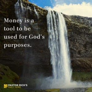 Make a Plan for Your Money by Rick Warren