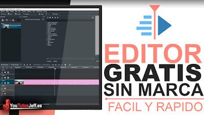Editor de Vídeo Gratis Sin Marca de Agua - Descargar Kdenlive Ultima Versión