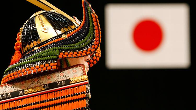 ¿Los guerreros japoneses cristianos? Hallan símbolos cristianos en espadas samurái