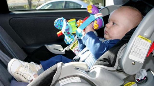 Panduan Saat Bepergian dengan Bayi