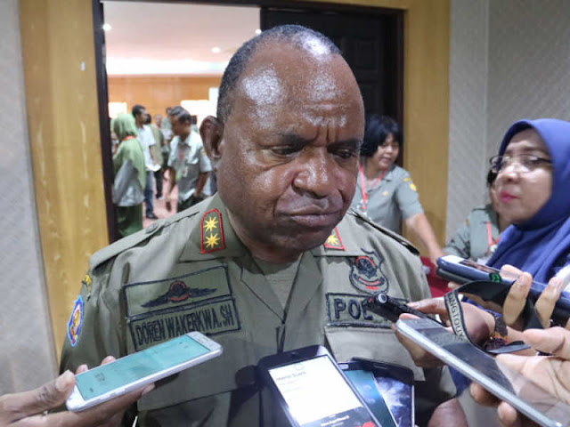 Pemprov Papua Nilai Pembantaian 31 Pekerja di Nduga, Pelanggaran HAM Berat