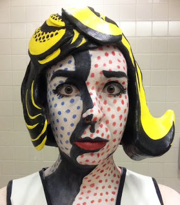 Pop art costumes 2