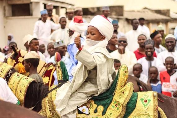 Photos from Eid Mubarak celebration in Bauchi