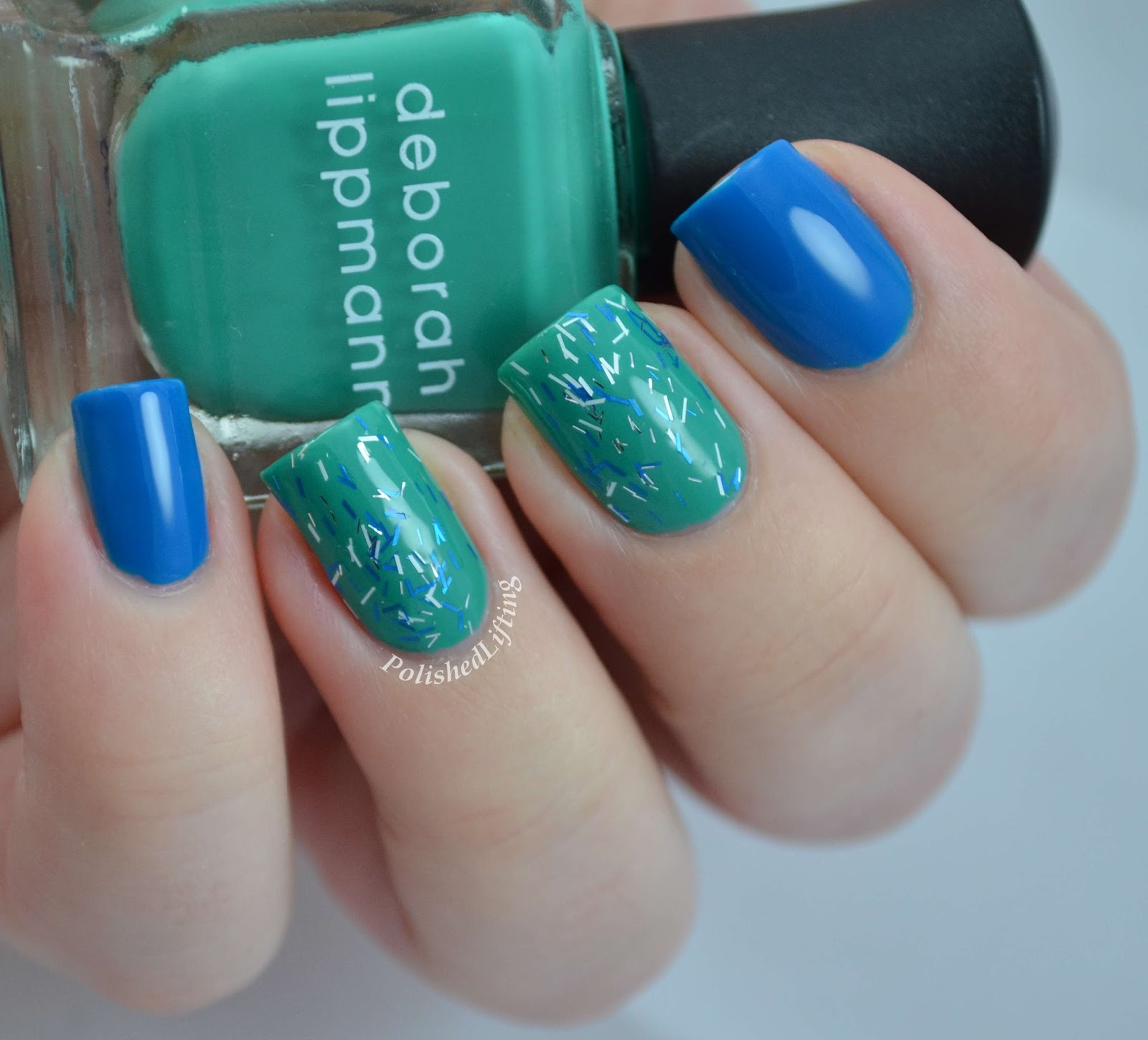 Deborah Lippmann She Drives Me Crazy Video Killed the Radio Star Forever 21 nail polish