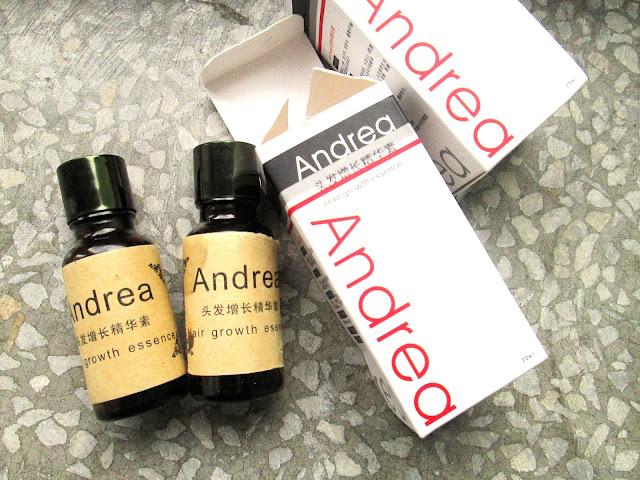Esencja Andrea porost włosów