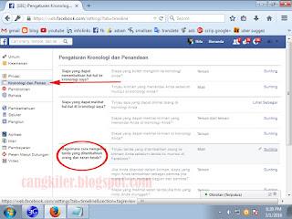 Cara Memcegah tanda Yang tidak Senonoh Difropil Facebook