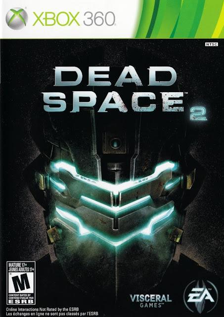 Dead Space 2 - Xbox 360 - Portada