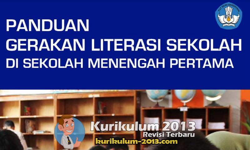 Download Panduan Gerakan Literasi Sekolah di SMP 2016 - Program Literasi Sekolah