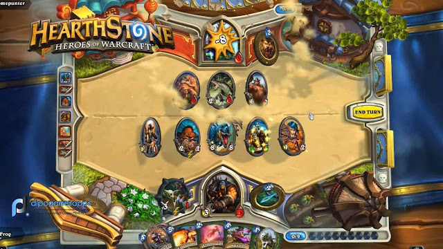 Download Hearthstone Heroes of Warcraft Mod Apk Updated