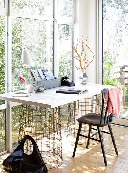 As melhores ideias para incluir Aramados na decoração. Confira e coloque sua criatividade na decor