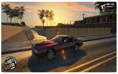 GTA San Andreas DirectX 2 0 Ultra Graphics Mod Download