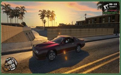 GTA San Andreas - SA DirectX 2.0 ENB GRAPHICS