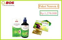 Paket Neuven + Alfalfa