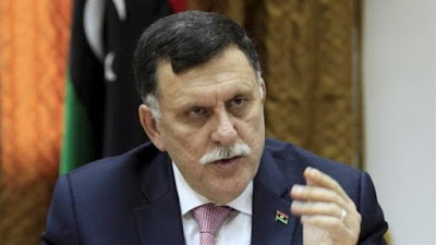 رئيس المجلس الرئاسي الليبي