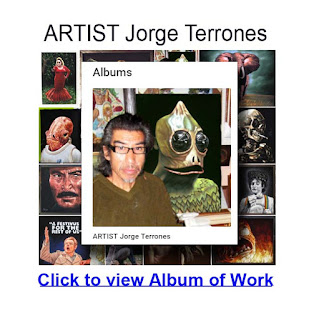 Artist Jorge Terrones Album of work link