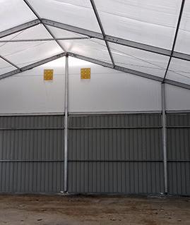 carpas expandi instalaciones almacenes industriales