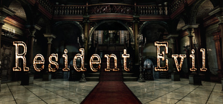 RESIDENT EVIL 1 HD REMASTER
