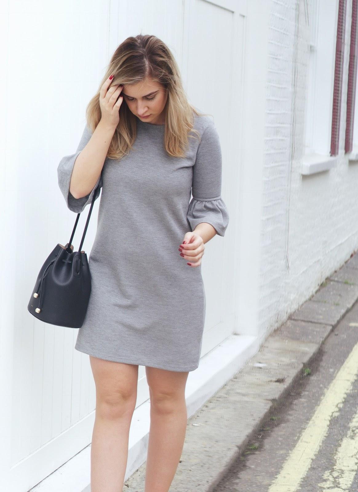 Primark Dress grey