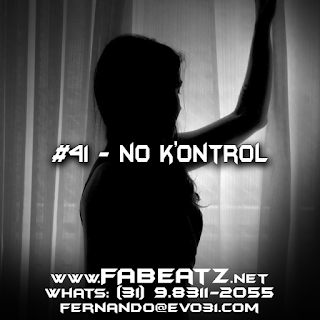 Beat à Venda: #41 - No K'ontrol [Trap 128 BPM]