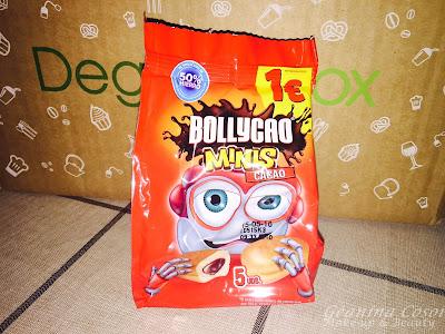 Bollycao Minis Cacao Caja Degustabox - Abril 2016