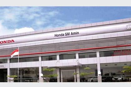 Lowongan Kerja Honda SM Amin Pekanbaru Siak November 2018