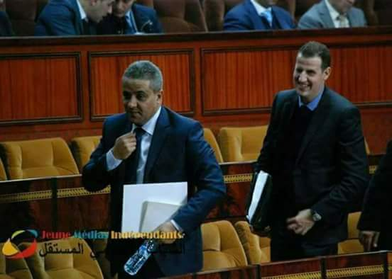 البرلماني طارق قديري يوصل معاناة ساكنة دوار الخدادرة مع مصنع لتذويب المتلاشيات إلى قبة البرلمان