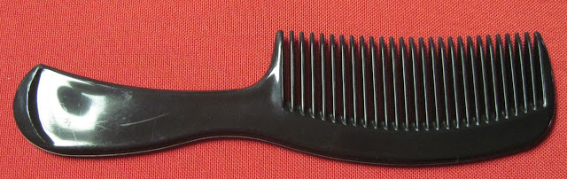 Comb no. 2655 from MD Supplies & Servies review.  Good for Operation Christmas Child shoeboxes.