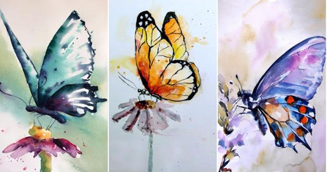 Выберите бабочку и узнайте что-то интересное о себе!