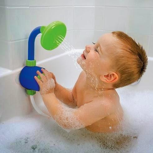 duchas para ni os el paso de la ba era a la regadera