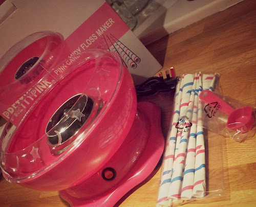 Review Candy Floss Machine From Argos Treasure Every Moment
