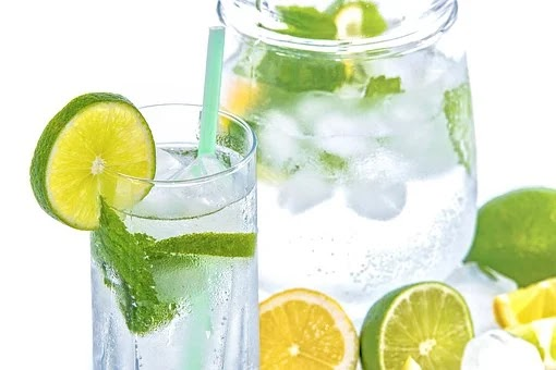 Fresh lemonade recipe at home