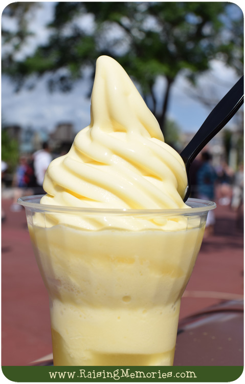 Where to find Dole Whip Floats in the Magic Kingdom