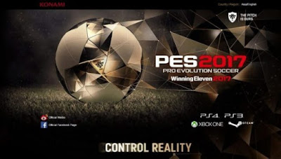 Download Gratis PES 2017 Full Crack By CPY