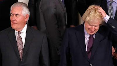 """""""La diplomacia, mejor si va con fuerza"""": Revelan el plan de EE.UU. y de Reino Unido contra Rusia"""