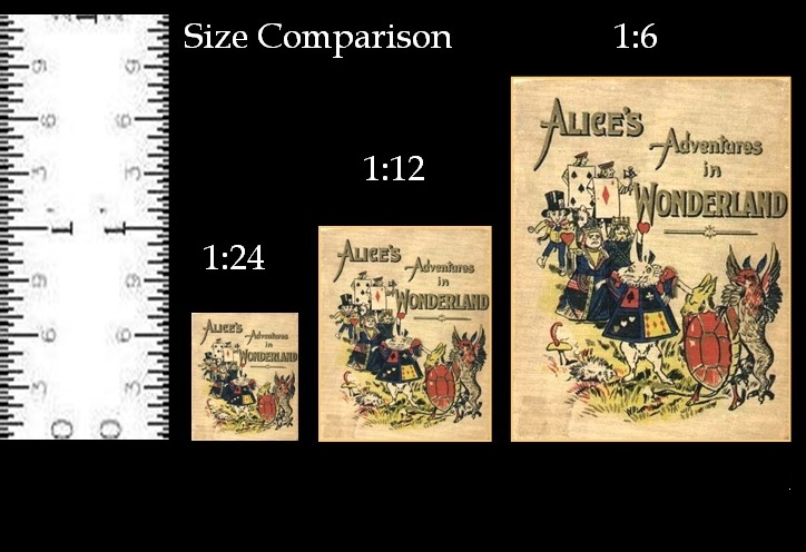 1:12 SCALE MINIATURE BOOK AUTUMN STORY BRAMBLY HEDGE