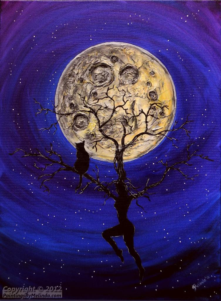 Image result for moon lore