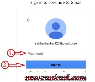 gmail email account ka password kaise badlte hai? step- 2-newzankari.com