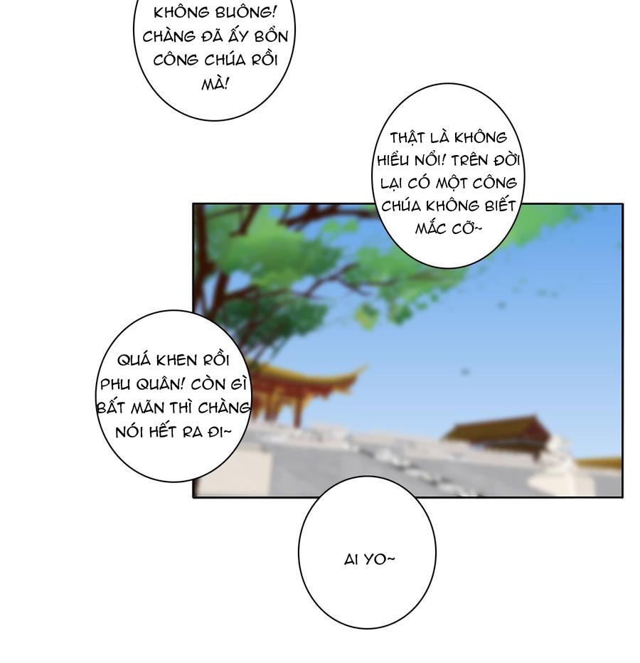 Thông Linh Phi chap 530 - Trang 17
