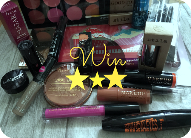 win massive beauty bundle