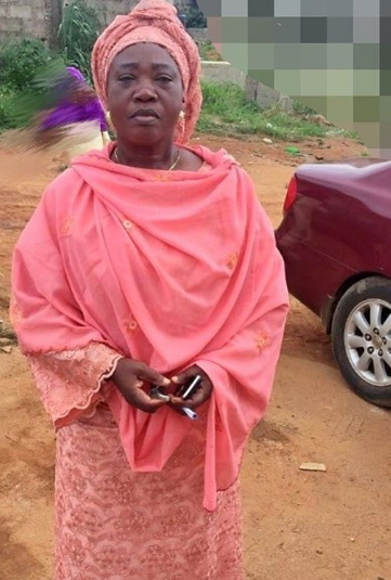 lateef adedimeji mother