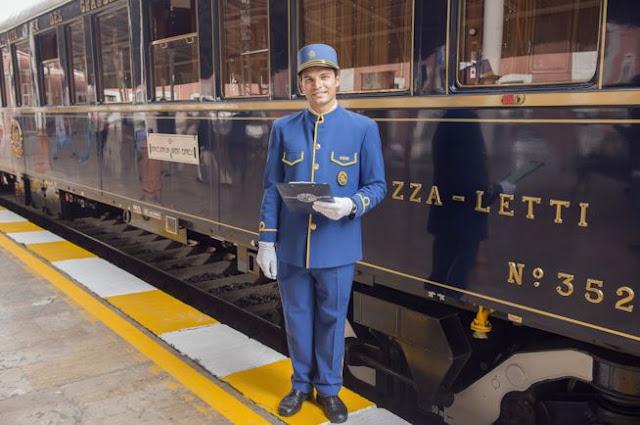 Ventimiglia, arriva l'Orient Express, ma solo per un giorno