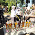 Polres Karawang Musnahkan 7.232  Botol Miras