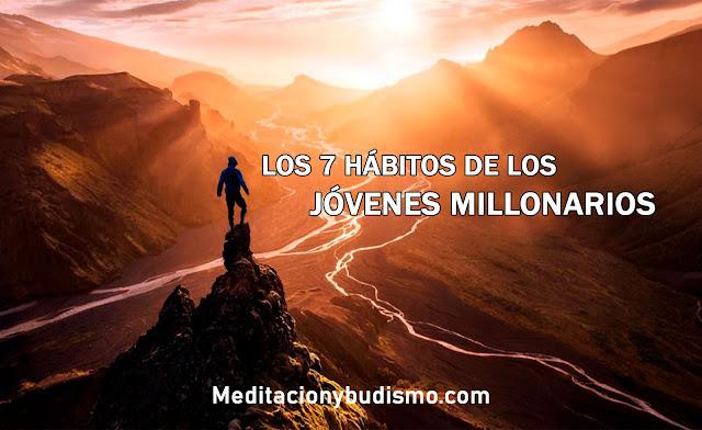 LOS HABITOS DE LOS JÓVENES MILLONARIOS
