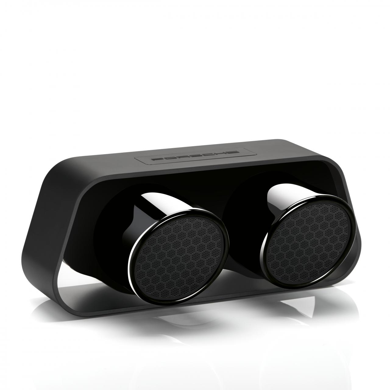 Porsche Design Uses 911 Gt3 Exhaust For Bluetooth Speaker