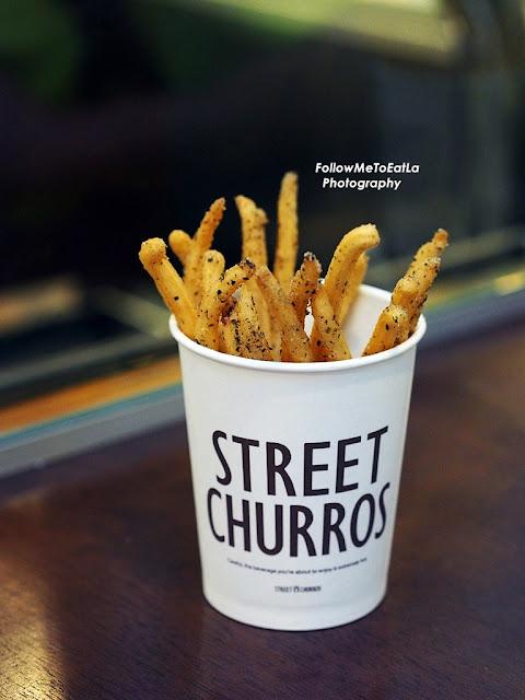 Seaweed Churros Fries RM 7.90