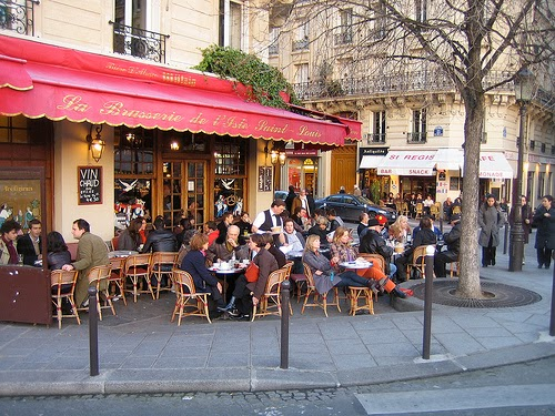 how to say cafe in french