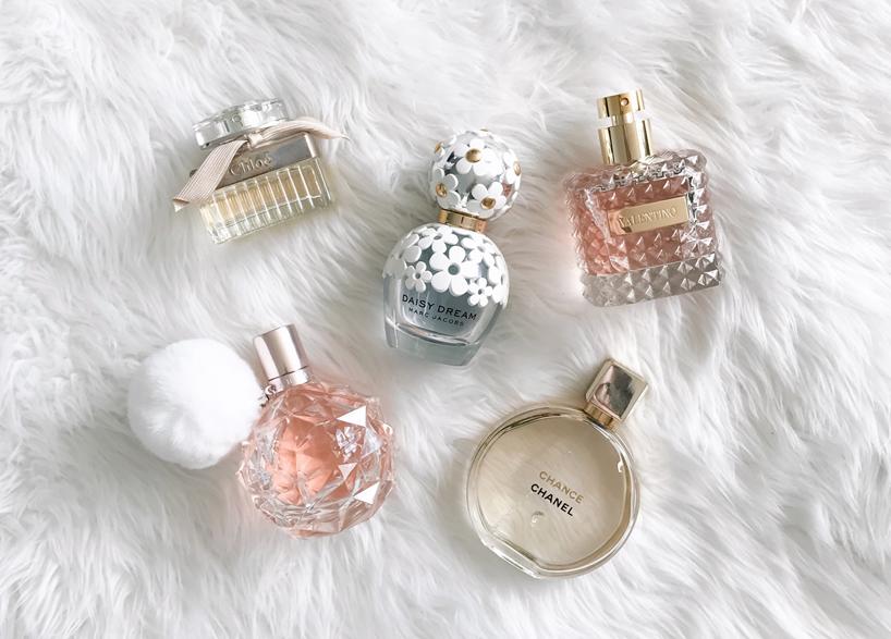 perfume perfumes chloe marc jacobs chanel valentino
